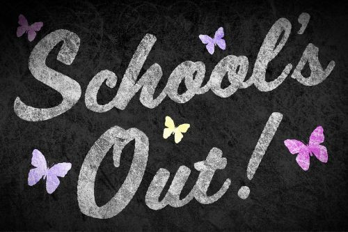 Blackboard: School's Out
