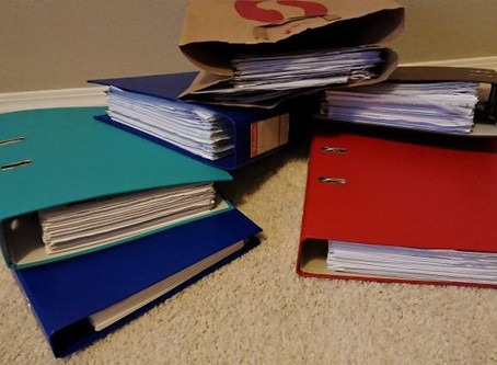 Sorting out obsolete documents