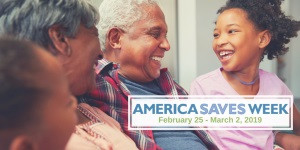 America Saves Week 2019: Day 6 - Save as a family
