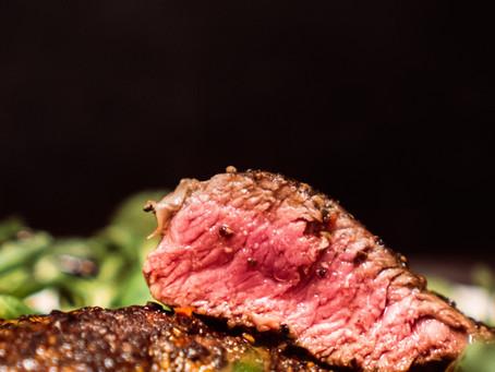 Resep Masakan Steak ala Restoran dalam 5 menit. Ready to cook steak.