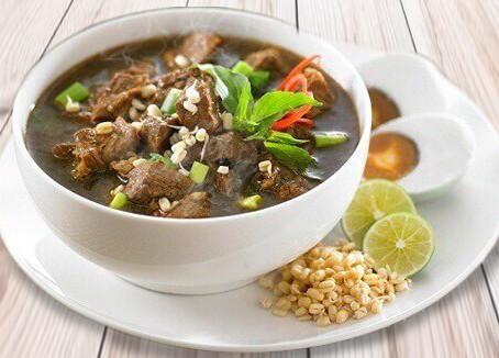 Resep Mudah Rawon Daging dari Jawa Timur.