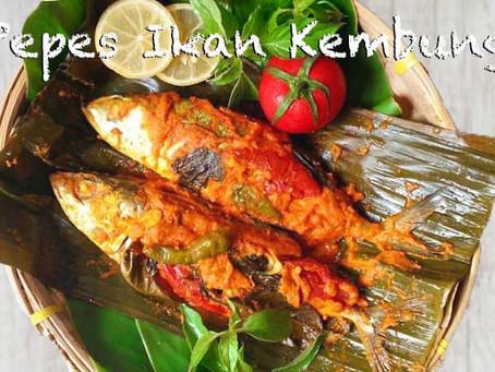 Resep Masakan Pepes Ikan Kembung