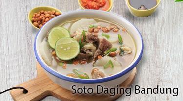 Resep Soto Daging Bandung