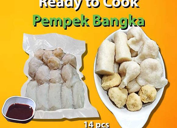 Pempek Bangka (14 pcs)