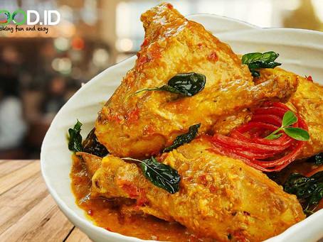 Resep Ayam Woku Kemangi Khas Menado
