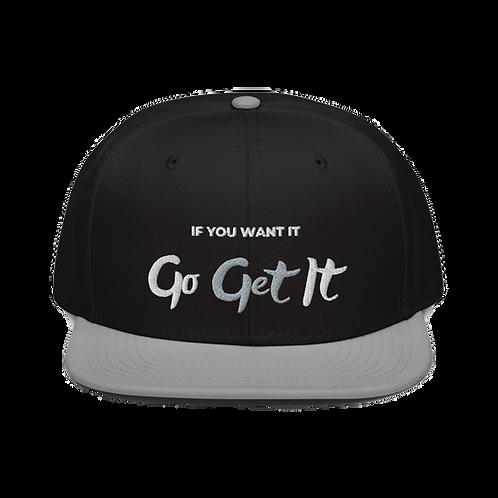 Go Get It Mens Motivational Hat