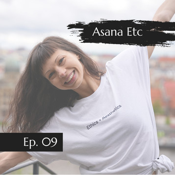 Episode 09 | Evolution: Sustainability and Yoga with Natalia from circlle.cz