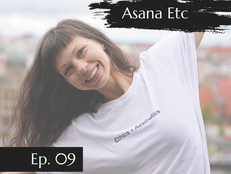 Episode 09   Evolution: Sustainability and Yoga with Natalia from circlle.cz