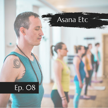 Episode 08 | Origins: 555 or 741 days of Yoga with Wolf