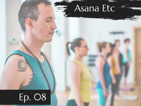 Episode 08   Origins: 555 or 741 days of Yoga with Wolf