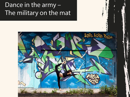 Dance in the army – The military on the mat