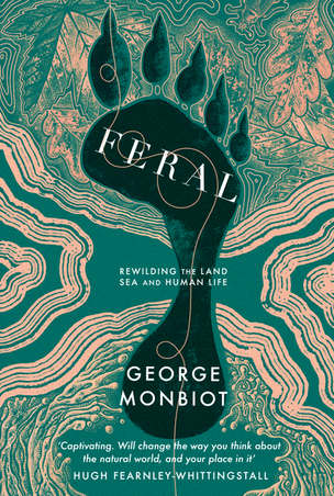 Feral, by George Monbiot: Concept work