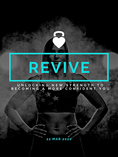 REVIVE - Fitness Transformation