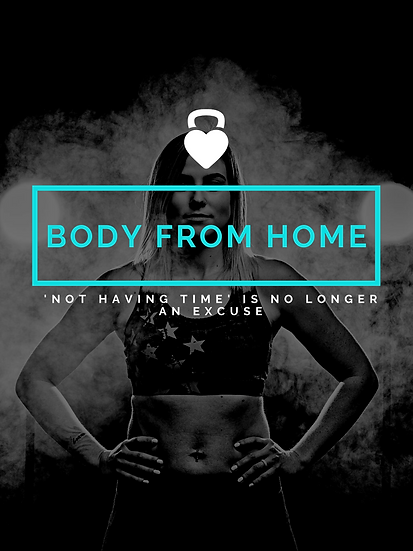 BODY FROM HOME