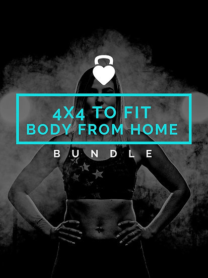 BODY FROM HOME & 4x4 TO FIT