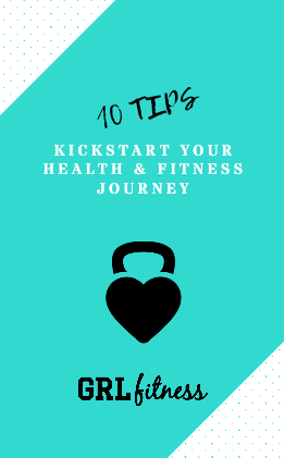 10 Tips To Kickstart Your Health & Fitness Journey