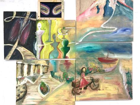 Artist Spotlight - Phyo Thiri