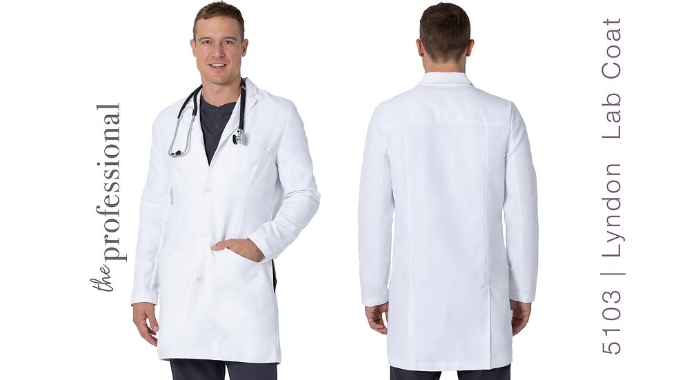 5103   Lyndon Lab Coat