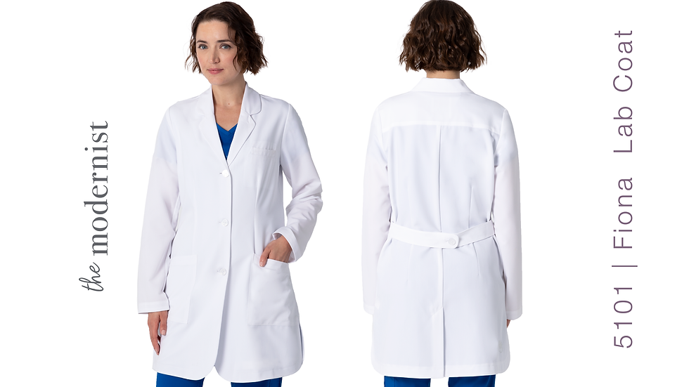 5101 | Fiona Lab Coat