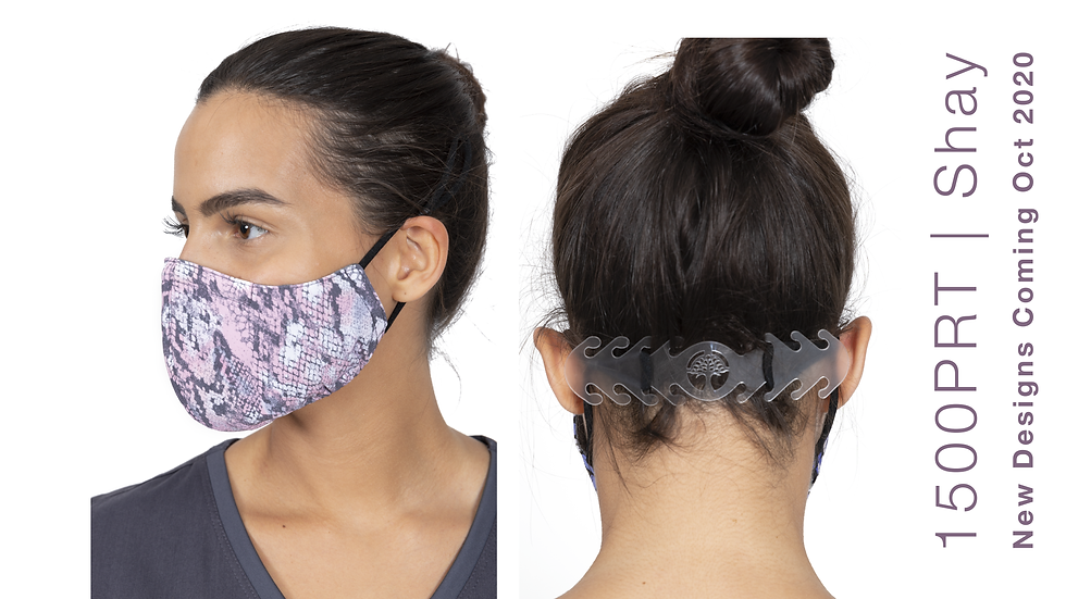 1500PRT | Shay Washable Cloth Mask