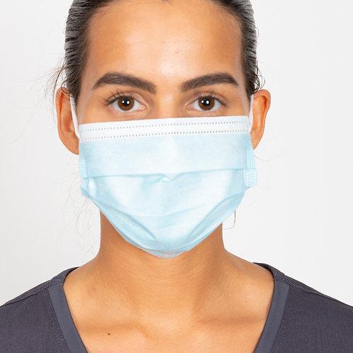 3-Ply Medical Face Covers (100pcs/box)