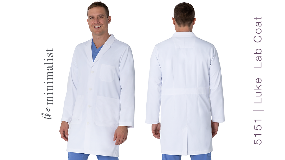 5151 | Luke Lab Coat
