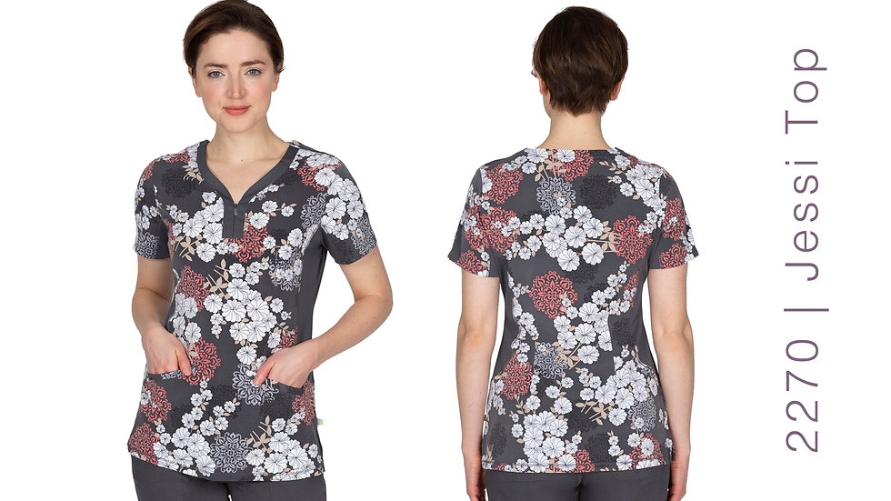 2270 | Origami Floral