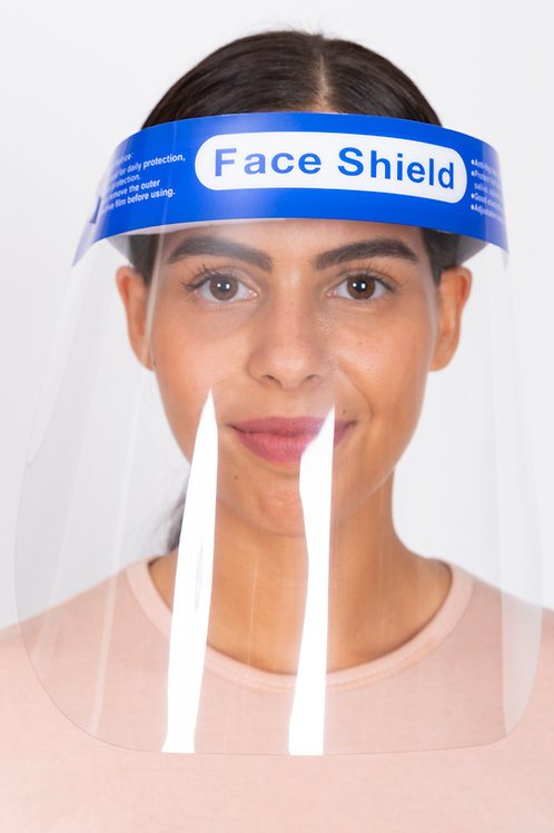 Medical Grade Face Visor (50pcs/pack)
