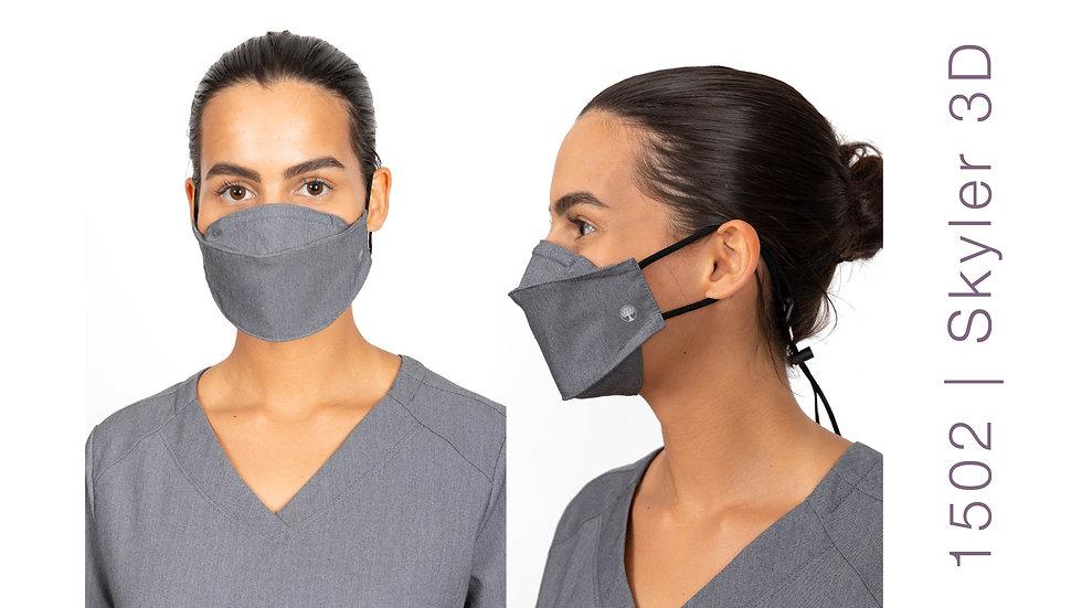 1502 | Skyler 3D Washable Cloth Mask