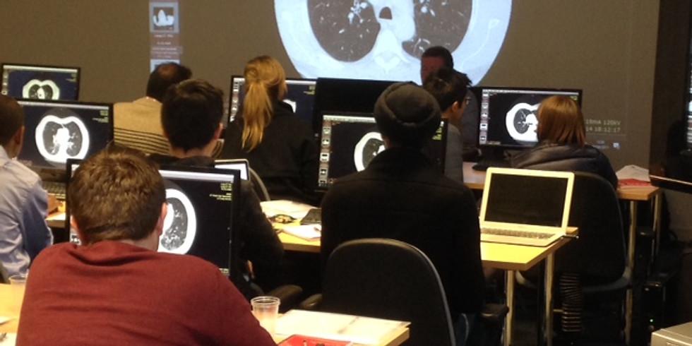 Cardiac CT course registration