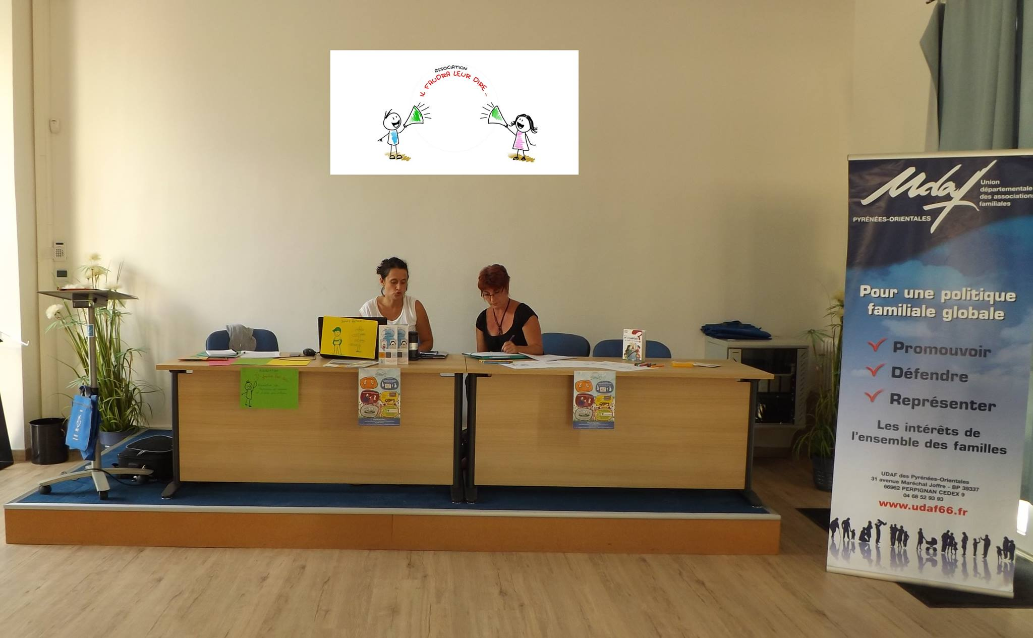 SYLVIE MARION STAND