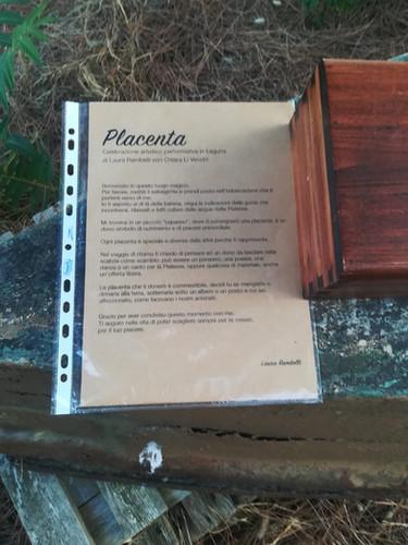 Placenta Performance Pialassa Baiona