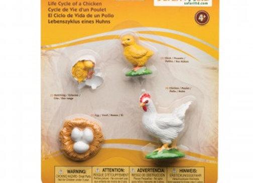 Figurines Safari Ltd - Poule