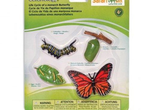 Figurines Safari Ltd - Papillon monarque
