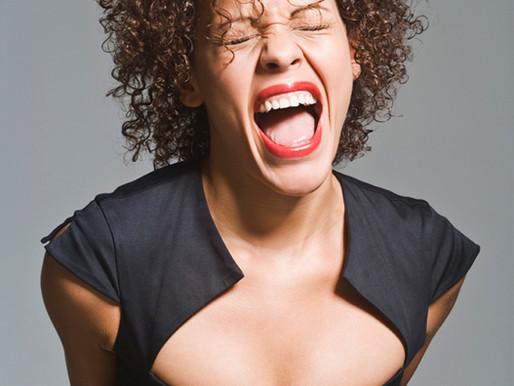 Waarom schreeuwen we al we boos zijn?