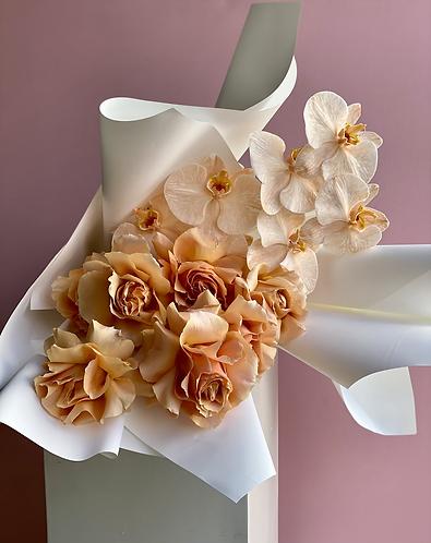 Rose + Orchid Bouquet