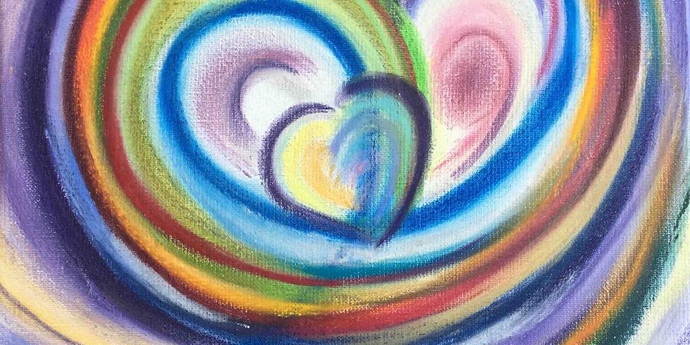 Aus dem Herzen malen