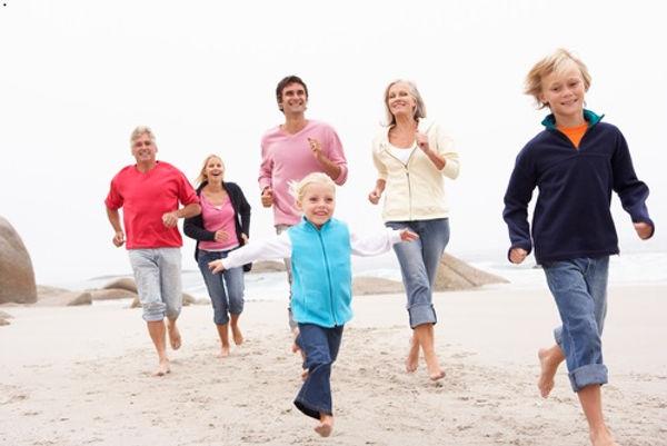 Beach family Chiropractor McCammon