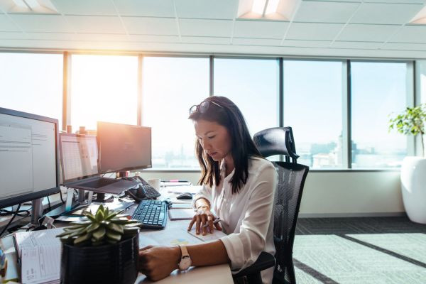 The amount of physical activity needed to offset the health risks of sitting was substantially lower than one hour a day. Photo: IStock/jacoblund