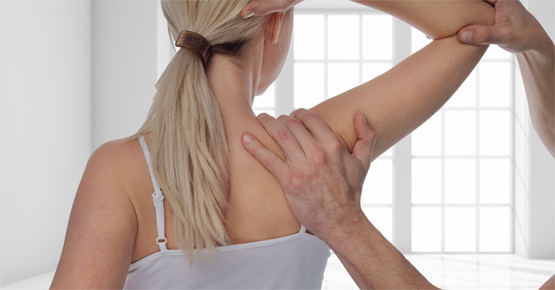 Shoulder Pain - Treatment Options