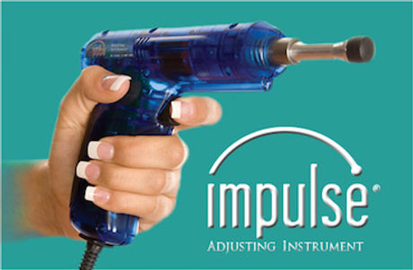 Impulse adjusting instrument