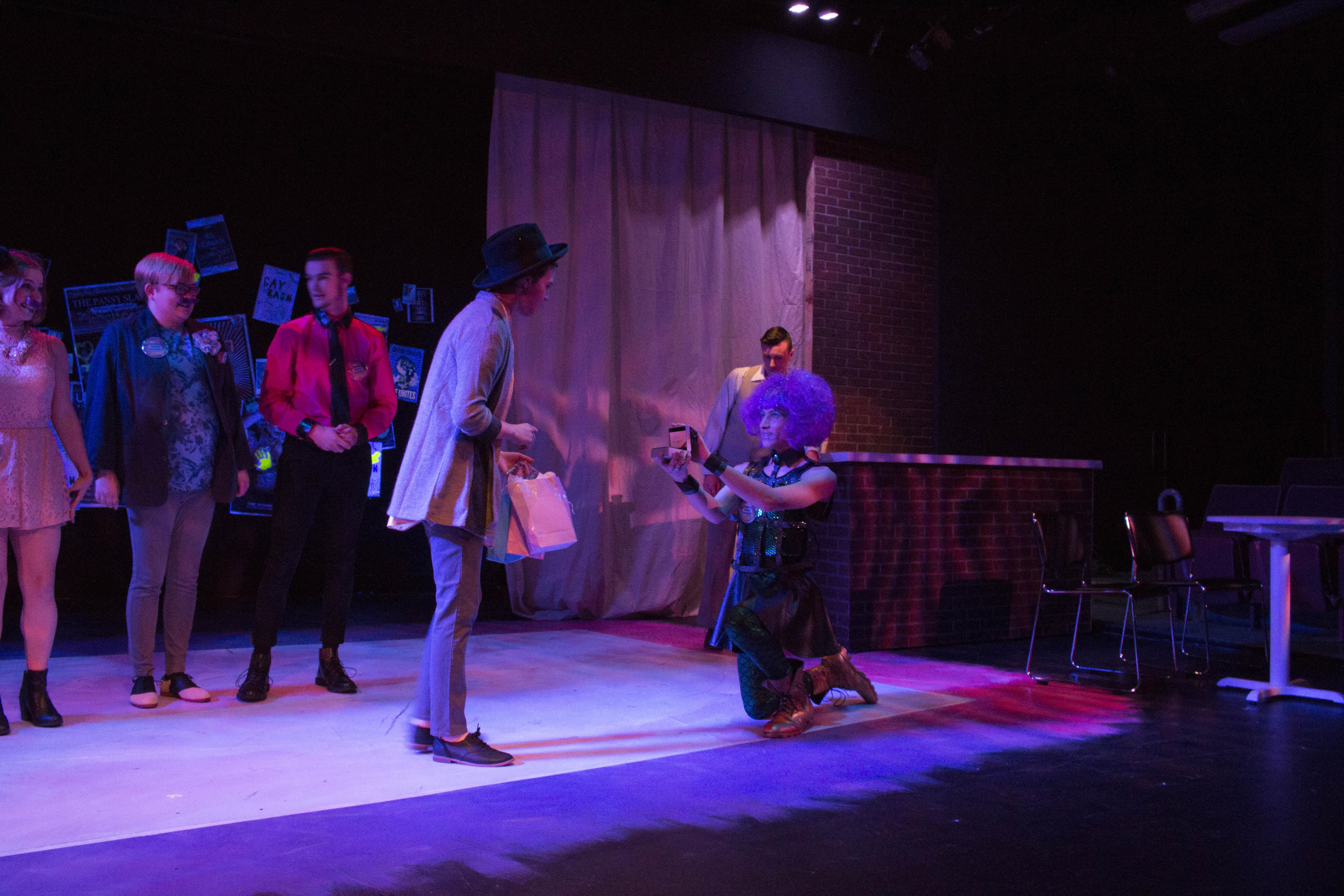 Act 2 - Teague's gift