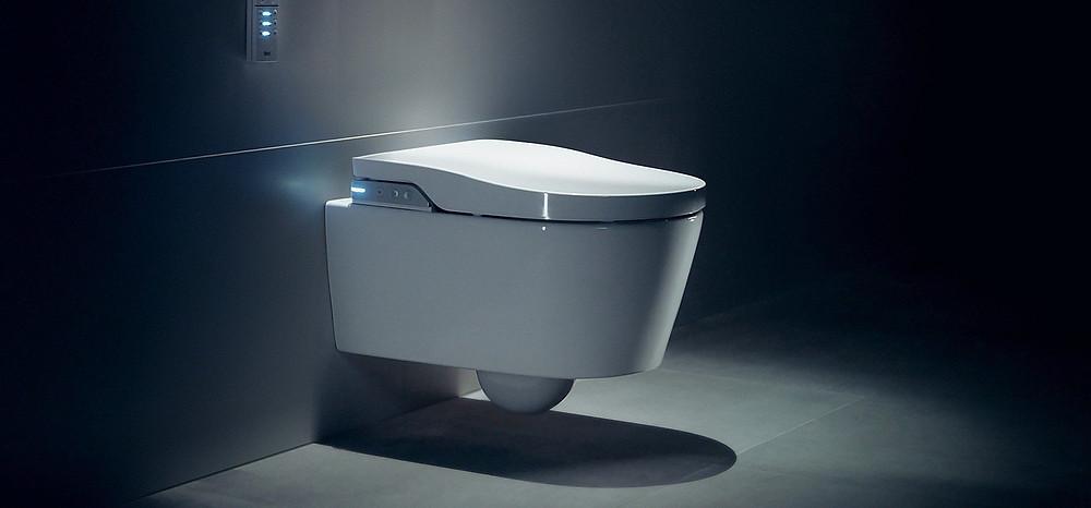 In-Wash de Roca el WC que te lava con agua