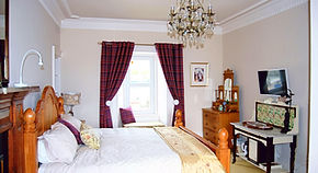 Orsay House B&B Super King Room, Islay B&B