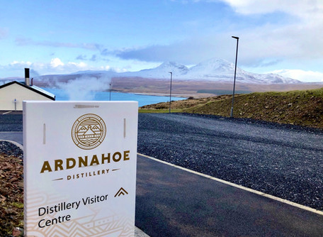 Ardnahoe Distillery Re-Opens