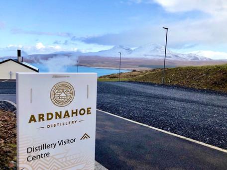 Ardnahoe Distillery Re-Opens