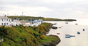Portnahaven Bay Orsay B&B Islay B&B
