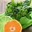 Thumbnail: Lime, Basil & Mandarin Scented Soy Wax Melts