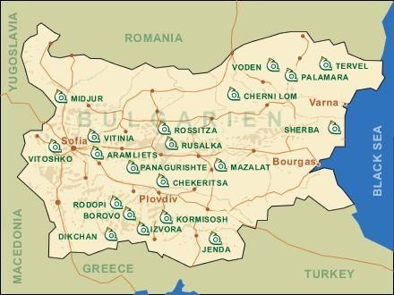 caza en bulgaria