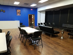 Laser tag party room 2
